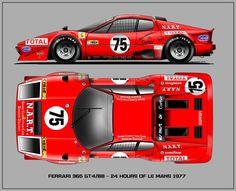 Ferrari 365GT4/BB 1977