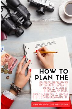How to plan the Perfect Travel Itinerary. A Step by Step Guide. If you are travelling abroad you need to create a travel itinerary for your trip. A daily outline that ensures your trip runs smoothly and that you can, therefore, make the most of your precious time. By investing the time now to put together an itinerary, you save time for more fun things whilst you are abroad. I create all of my travel itineraries myself and I will show you how you can do this yourself for any country.