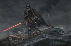 Fine Art for Acme Archives' Star Wars Fine Art Program.