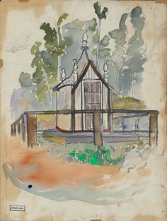 Canadian Painters, Canadian Artists, Vancouver Art Gallery, Emily Carr, Group Of Seven, Country Artists, First Nations, Watercolours, Impressionism