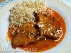 Risotto, Pork, Chicken, Ethnic Recipes, Kale Stir Fry, Pigs, Cubs, Kai