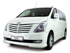 Hyundai Grand Starex Royale (TQ) '2009–14