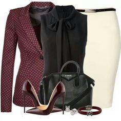 Olivia Pope Style.