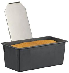Matfer Bourgeat 345835 Exoglass Bread Mold with Stainless Steel Lid from Matfer Bourgeat Black Friday Cyber Monday Bread Mold, Pan Bread, Loaf Pan Sizes, Desserts Around The World, Kitchen Units, Baking Recipes, Baking Ideas, Bakeware, Baking Pans