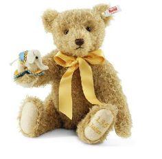 Steiff Steiff 135 Year Jubilee Teddy Bear 2015 EAN 034046 http://www.sunny-bears.com/inv/steiff/steiff-135-year-jubilee-teddy-bear-ean-034046.php