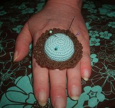 WolfDreamer: Pincushion Ring
