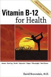 Dr. Brownstein provides case histories illustrating the effectiveness of vitamin B12 therapy. He shows why you should avoid the use of the commonly-prescribed synthetic form of vitamin B12. Vitamin B12 therapy is inexpensive and has little adverse effects. Vitamin B12 therapy should be considered for anyone suffering from fatigue, brain decline, and many other common ailments. http://www.drbrownstein.com/Vitamin-B12-for-Health-p/vitaminb12.htm
