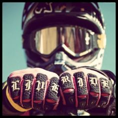 Nothing But Motocross♥ this is how my bf sees it