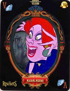 DV Card 19: Madame Medusa by Maleficent84.deviantart.com on @deviantART
