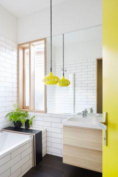 Farbakzente Interieur Einfamilienhaus – usblife.info