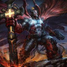 Spawn/Hellboy
