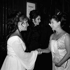 Gute Freundinnen - die Schwester der Queen und Jet-Set-Prinzessin & Elizabeth Taylor!