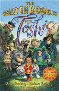 Great Big Enormous Book Of Tashi by Anna Fienberg, Barbara Fienberg, or, in other words, my childhood! I LOVED these books, they were amazing!