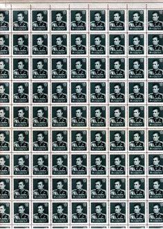 1958 -Mohammad Reze Pahlavi, Shah of Iran. 10 Dinar