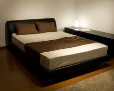 ダブルベッド/Leza マットレス付き  bed  #家具