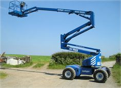 If you have opted to obtain a cherry picker so you can keep on with the renovation of your house but you might not need it in future which causes the wastage of money.  Cherry pickers arrive in a number of sizes and raises based on the work it. Just explore the below link.  #Cherrypickers