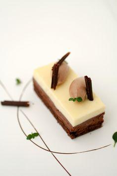 Chocolate and Meyer Lemon Love