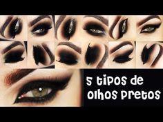 Maquiagem inspirada no Hermione - Makeup Tutorial Outono Inverno - YouTube