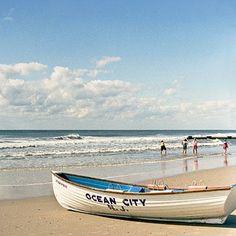 Ocean City, New Jersey; coastalliving.com