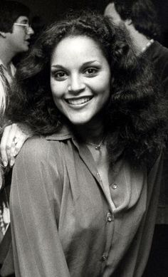 """Jayne Kennedy, the first African American woman to host a sports program (CBS' """"NFL Today"""") in 1978."""