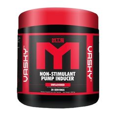 MTS Nutrition Vasky Non Stimulant Pre-Workout | 30 Servings