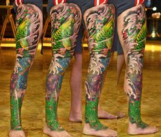 Artist: MIMP from Bangkok, Thailand.  http://mimptattoo.com/new-artist-detail.php?nid=15