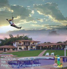 El municipio de Alcalá es uno de los 42 municipios del departamento de Valle del Cauca ubicado en la zona norte a 230 km de Cali Cali, Mansions, House Styles, Cartago, Woods, Colombia, Cities, Viajes, Manor Houses
