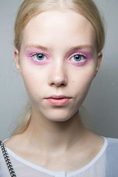 Beauty Close-Ups at Fashion Week Spring 2016 | POPSUGAR Beauty