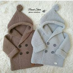 """""""baby cardigan """"Discover thousands of - Qoster babyfreier Pullover, """"baby cardigan """"Discover thousands of - Qoster babyfreier Pullover. Baby Boy Knitting Patterns, Baby Cardigan Knitting Pattern, Knitting For Kids, Crochet Patterns, Crochet Baby Jacket, Knitted Baby, Cardigan Bebe, Wool Cardigan, Baby Girl Sweaters"""