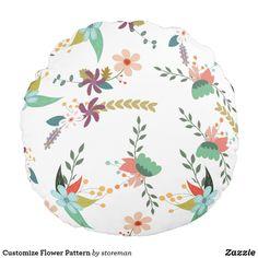 Customize Flower Pattern