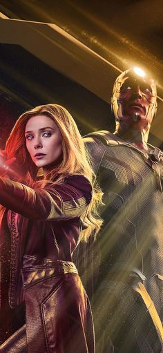 Wanda Marvel, Marvel Heroes, Marvel Avengers, Vision Avengers, Avengers Movies, Marvel Movies, Witch Wallpaper, Screen Wallpaper, Marvel Background