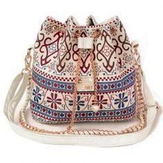 Laconic and Stylish PU Zipper Design One-Shoulder Bag/Handbag For FemaleBags | RoseGal.com