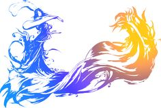 Final Fantasy X logo by eldi13.deviantart.com on @DeviantArt