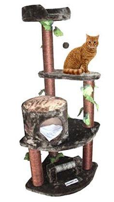 cat safe furniture. Stylish Cat Furniture Playhouse In Jungle Style GreenBrown \u003e\u003e\u003e Want Additional Info? Click Safe I