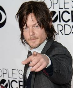 Norman Reedus Gives Us A Daryl Playlist, Shares His Mash-Up Wish
