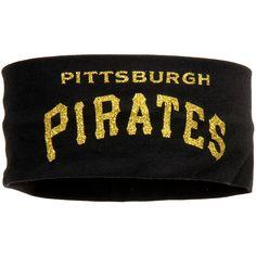 Women's Pittsburgh Pirates Stretch Headband