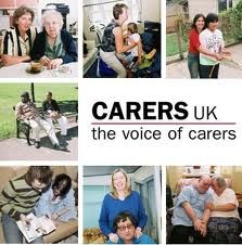 """Carers UK: http://www.carersuk.org/ """"The voice of carers ... Carers give so much to society yet as a consequence of caring, they experience ill health, poverty and discrimination. Carers UK is an organisation of carers fighting to end this injustice"""""""