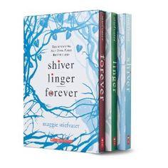 Shiver Trilogy: Paperback Boxed Set