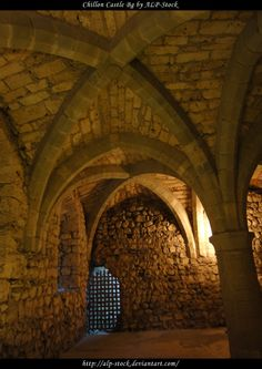 Chillon Castle - Dungeon 14 by ~ALP-Stock on deviantART