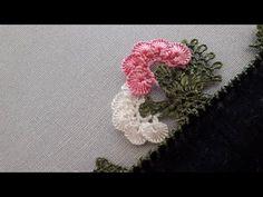 2019-1.en güzel iğne oyası modeli,çift iğneyle iğne oyası nasıl yapılır - YouTube Needle Lace, Knots, Elsa, Sewing, Flowers, Model, Jewelry, Youtube, Diapers