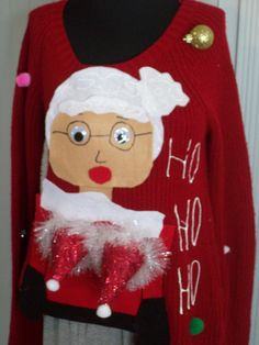 Never before SEEN Ugly Christmas Sweater by FunnyHolidaySweaters