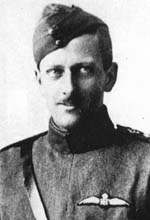 "South African WWI fighter ace, Christopher Joseph Quintin ""Flossie"" Brand was born 25/5 1893."