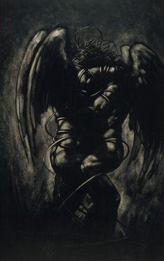 ☆ Angelic Entanglement ゝ。Artist John U. Abrahamson ☆