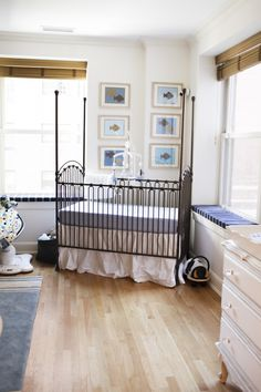 Nautical City Nursery by michelledd #nautical #nursery