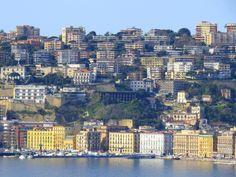Napoli, lungomare Caracciolo