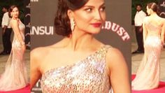 "Elli Avram Looks Pretty & Gorgeous at Stardust Awards 2015. Elli Avram Sizzling Hot In Glittering Dress At Stardust Awards 2015  Click Here For Best Of Bollywood Hot Beauties : http://www.dailymotion.com/playlist/x46r92_Bolly2BoxGossip_best-of-bollywood-beauties  Click on ""Follow"" link to get more Bollywood Spicy Gossip News Videos Updates : http://www.dailymotion.com/Bolly2BoxGossip  Click Here For Best Of Bollywood Gossips…"