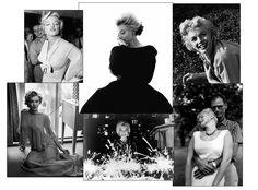 Marilyn, l'icône gla
