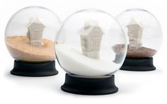 Love this Snow Globe