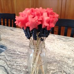 Happy July 4th Happy July, July 4th, Glass Vase, Home Decor, 4th Of July, Decoration Home, Room Decor, Interior Design, Home Interiors