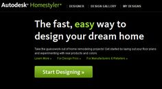 Autodesk Homestyler - The Fast & Easy Way To Design Your Dream Home - www.homestyler.com